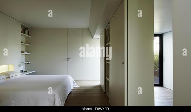 Minimalist bedroom stock photos minimalist bedroom stock - Marcos catalan ...