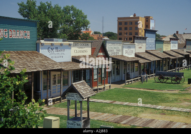 boot hill museum stock photos boot hill museum stock images alamy. Black Bedroom Furniture Sets. Home Design Ideas