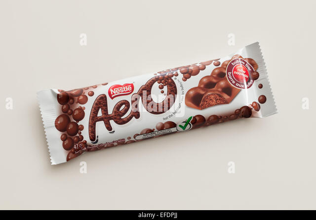 Aero Chocolate Bar Stock Photos & Aero Chocolate Bar Stock Images ...