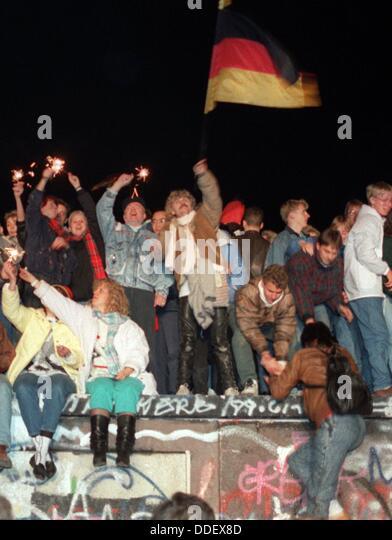 Positive views on German Reunification?