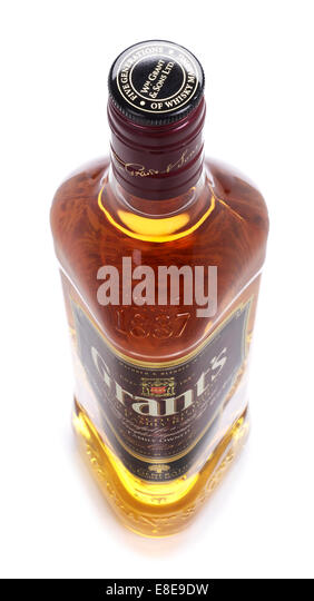 grants whisky 25 years