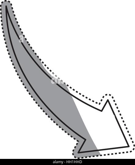 financial chart arrow down stock photos  u0026 financial chart arrow down stock images