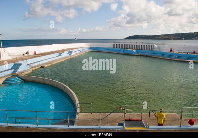 Jubilee Pool Penzance Stock Photos Jubilee Pool Penzance Stock Images Alamy