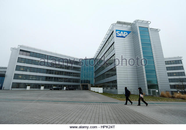 Image result for FILE PHOTO: SAP headquarters in Walldorf, Germany, January 24, 2017.