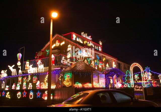 taunton town centre christmas lights 2013
