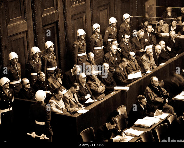 nuremberg trials essay Nuremberg trials essay the nuremberg trials were a series of military tribunals that took place from november 20, 1954 to october 1, 1946 they were most notable for the prosecution of prominent members of the political, military, and economic leadership of nazi germany.