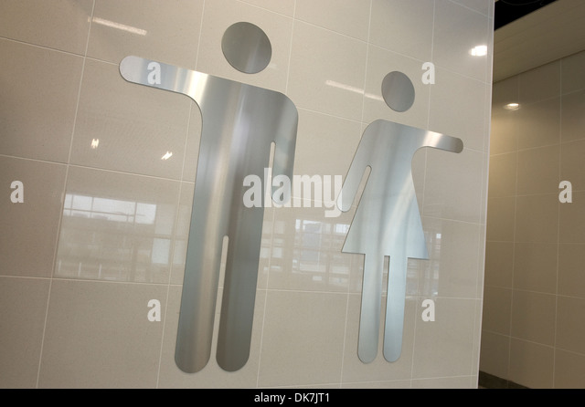 Image Gallery Modern Toilet Signage
