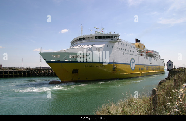newhaven ferry stock photos newhaven ferry stock images alamy. Black Bedroom Furniture Sets. Home Design Ideas