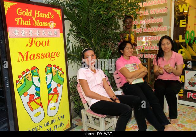 harlem massage parlor chinatown bangkok