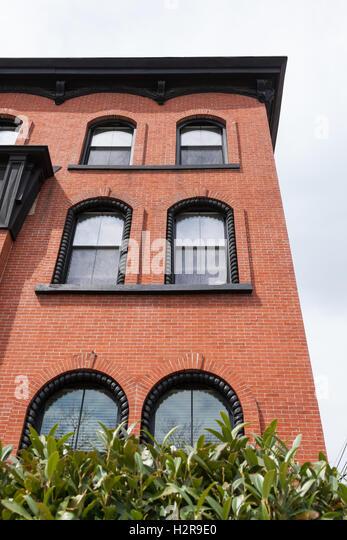 Apartment Building Hoboken Nj hoboken nj stock photos & hoboken nj stock images - alamy