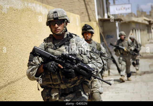 Army Squad Stock Photos & Army Squad Stock Images - Alamy