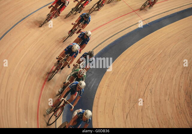 Indoor Cycling Track Stock Photos & Indoor Cycling Track ...