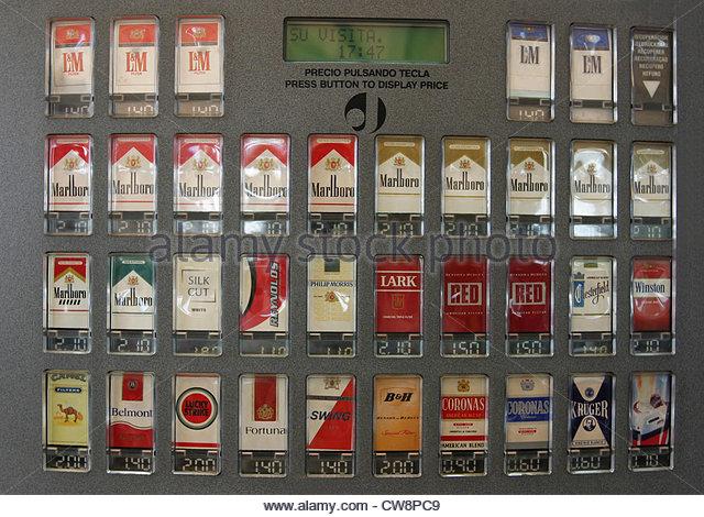 Marlboro cigarettes iran