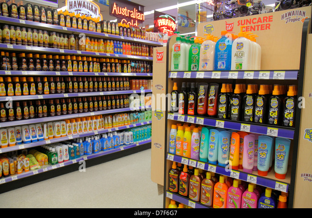 sunscreen store stock photos  u0026 sunscreen store stock