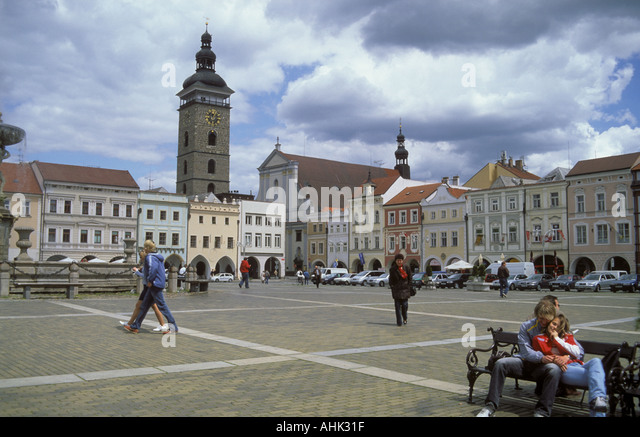 ceske budejovice black personals Walks through the city black tower – kněžská street the present-day appearance of the historical town hall is in the baroque style dating back to.