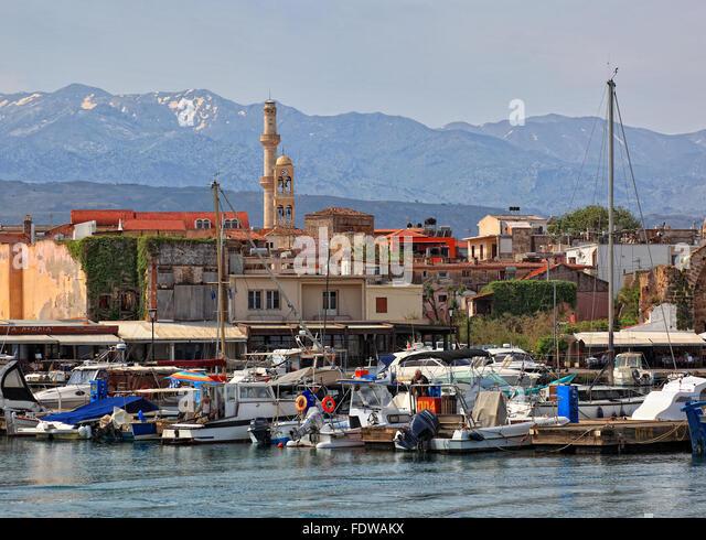 Old Town Crete Stock Photos & Old Town Crete Stock Images ...