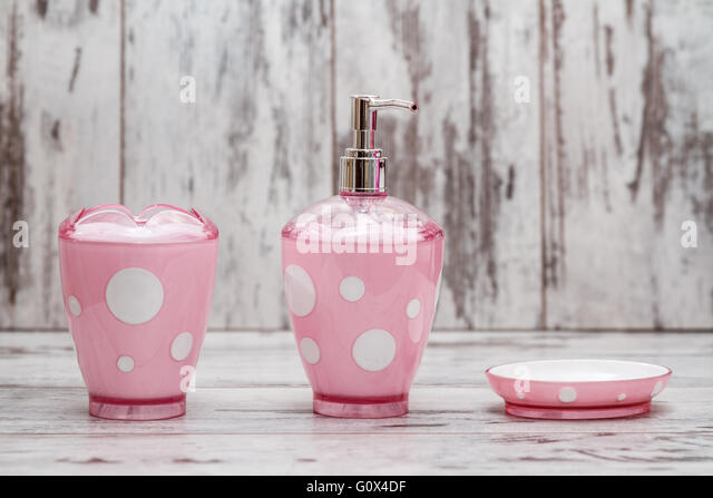 Pink toilet stock photos pink toilet stock images alamy for Pink toilet accessories