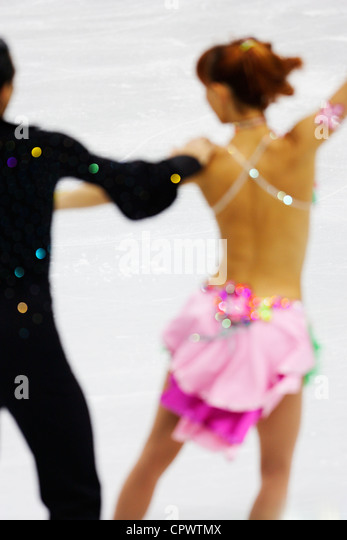 Ice dancing stock photos amp ice dancing stock images alamy