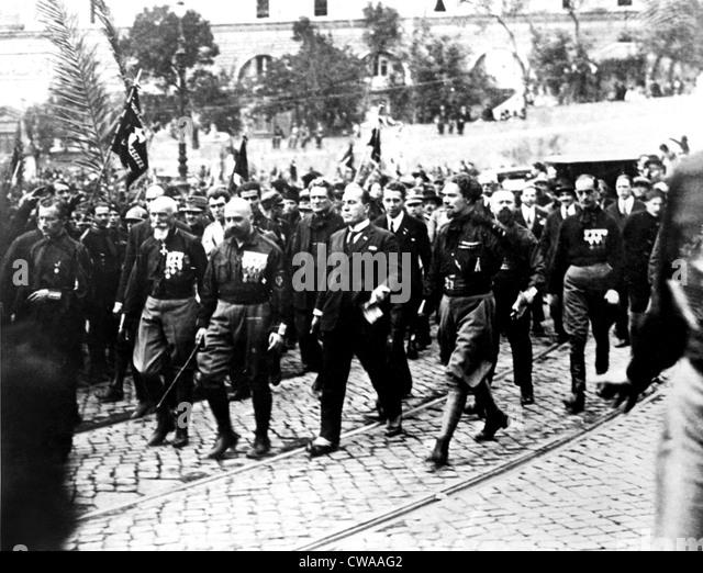 Benito Mussolini Fascist Stock Photos & Benito Mussolini Fascist ...