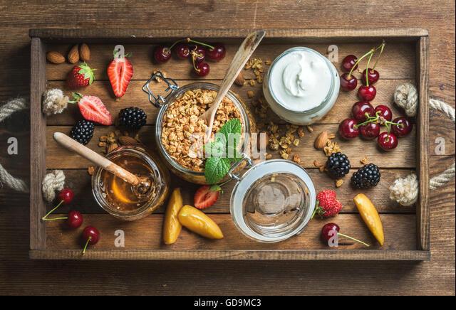 Granola Ingredients Stock Photos Amp Granola Ingredients