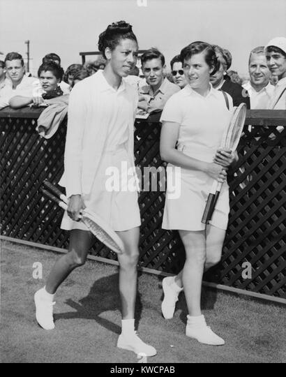 single women in forest hills Forest hills, new york, united states of america (usa) us tennis championship ladies singles final in progress - althea gibson versus louise brough.