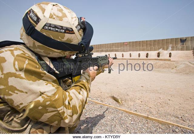 Shooting range uk stock photos shooting range uk stock for Indoor shooting range design uk
