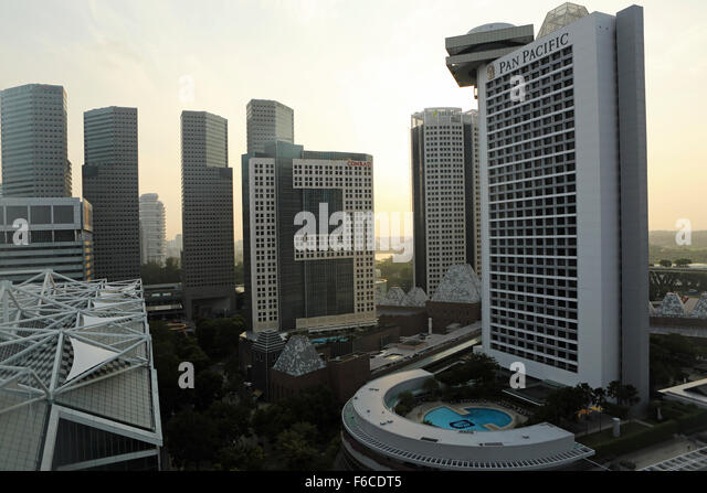 Pan pacific stock photos pan pacific stock images alamy for Singapore five star hotel