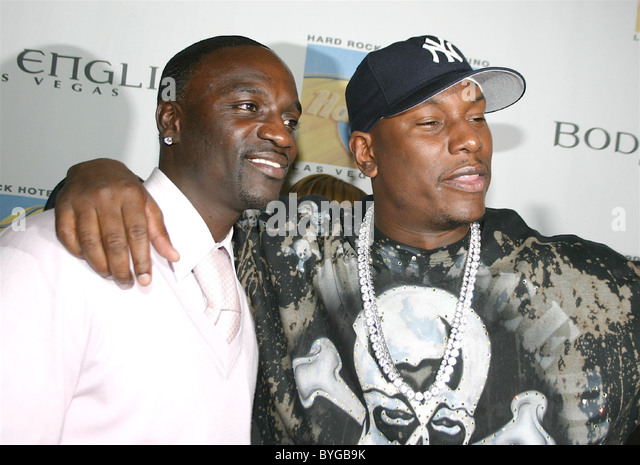 Akon body