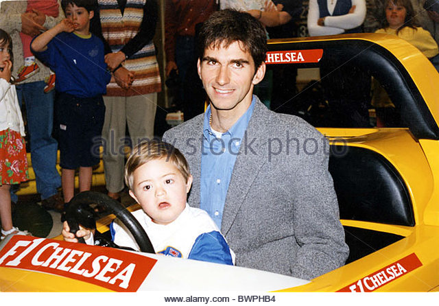 Damon hill racing driver stock photos damon hill racing for Domon olivier