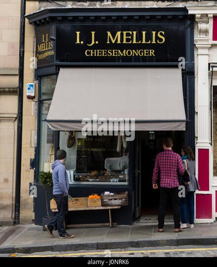 Light Shop In Edinburgh: Stockbridge Edinburgh Stock Photos & Stockbridge Edinburgh