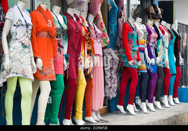French Clothes Shop Woman Stock Photos French Clothes Shop Woman Stock Images Alamy