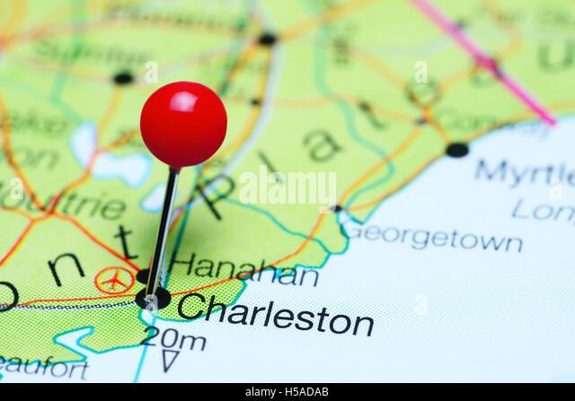 Usa South Carolina Charleston Close Stock Photos Usa South