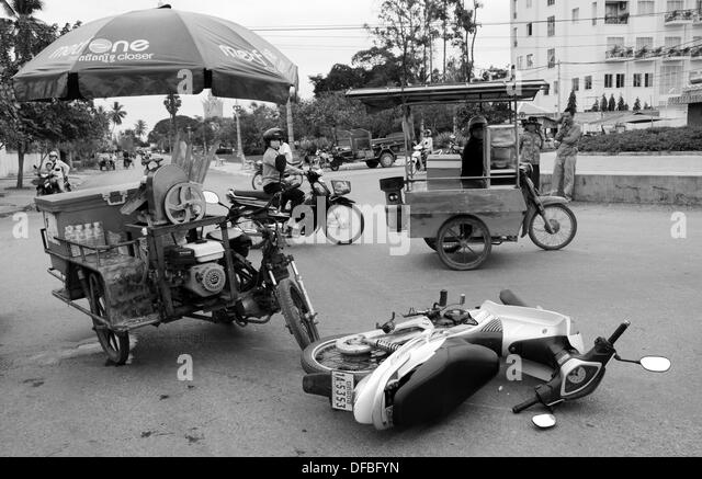 """traffic accident and law in cambodia """"i think the new draft traffic law will respond to people's needs and promote implementation of the law to reduce deaths from accidents,"""" said mr vuon, whose committee is responsible for overseeing the implementation of traffic laws when the law comes into force, oversight of the road safety committee will."""