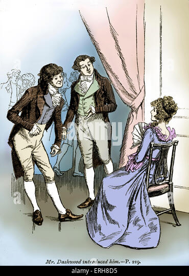the adversities of marianne and elinor dashwood in sense and sensibility by jane austen Sense and sensibility is one of the best of these it is the story of two sisters, elinor and marianne dashwood, who represent sense and sensibility, respectively.