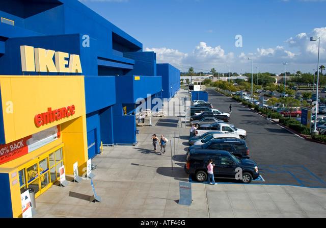 Marvelous Ikea, Carson, USA   Stock Image