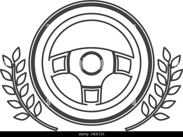 steering wheel car black and white stock photos  u0026 images
