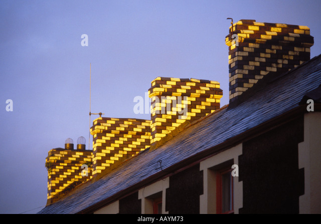Architectural Detail In Brickwork On Stock Photos