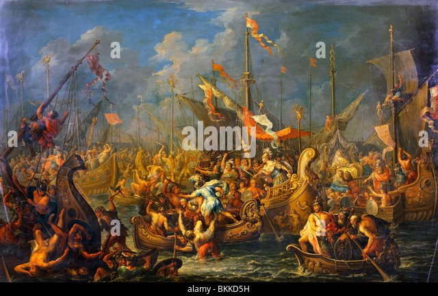 the battle of actium The greatest battles in history: the battle of actium - kindle edition by charles river editors download it once and read it on your kindle device, pc, phones or.