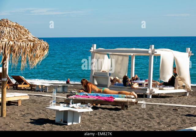 strandbar stadt stock photos strandbar stadt stock images alamy. Black Bedroom Furniture Sets. Home Design Ideas
