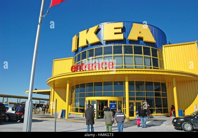 ikea entrance stock photos ikea entrance stock images. Black Bedroom Furniture Sets. Home Design Ideas