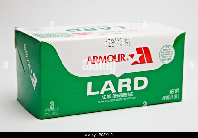 Is Lard In Box Cake Mix