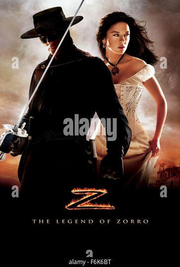 Die Legende des Zorro – Wikipedia