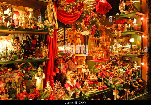 Rothenburg Christmas Market Stock Photos & Rothenburg Christmas ...