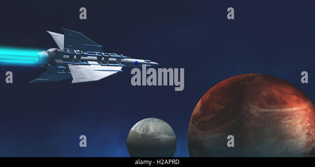interplanetary spacecraft - photo #40