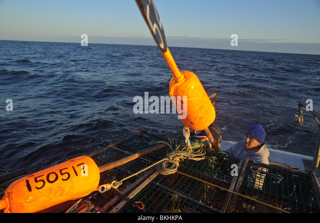 Buoy canada stock photos buoy canada stock images alamy - Trap spar ...