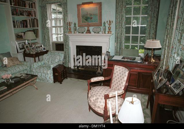 McLean Virginia Home Office Robert F. Kennedy,   Stock Image