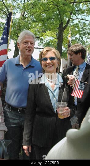 Bill Clinton Hillary Clinton Stock Photos Bill Clinton