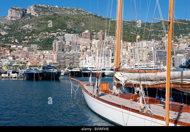 Monaco yacht f1 stock photos monaco yacht f1 stock for Monte carlo yacht club