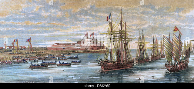 the second opium war The second war of 1857 had nothing to do with opium, but originated from commissioner teh seizing a vessel at the termination of the company's charter, in 1834, the importation of opium was .