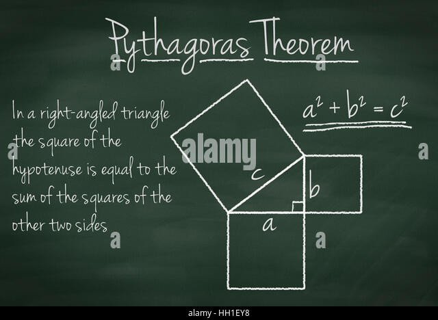 pythagorean theorem explained Explains the distance formula, how the distance formula is derived from the  pythagorean theorem, and how to use the formula.